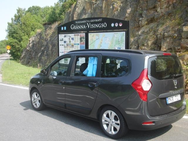 Test Dacia Lodgy
