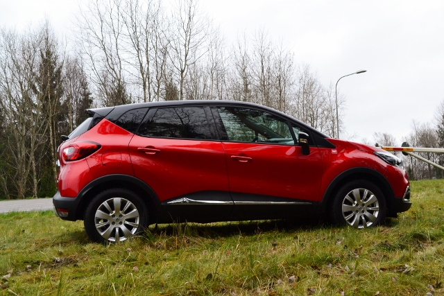 Renault Captur Helly Hansen Test (5)