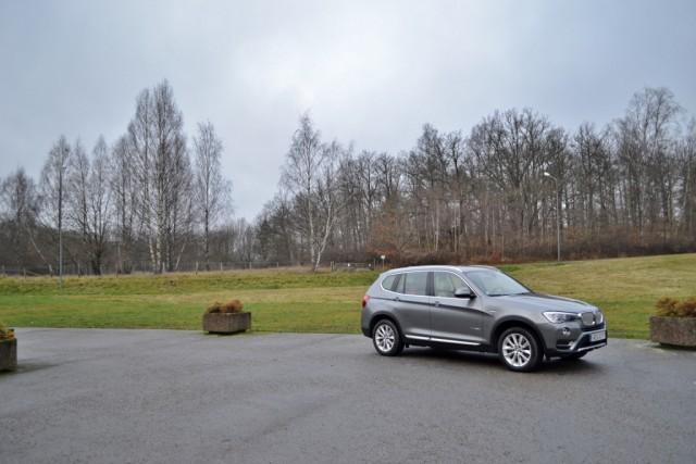 BMW X3 xDrive20d (1)