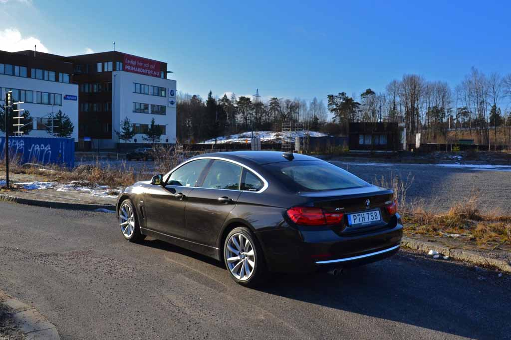 BMW 4 serie gran coupe 428 2015 b2