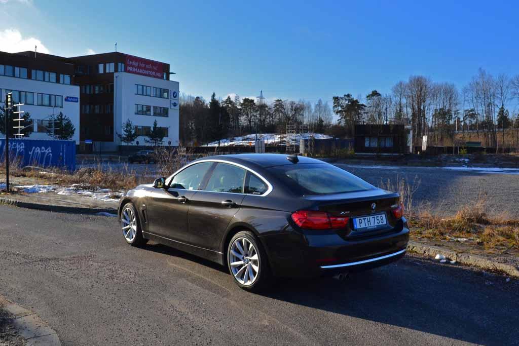 BMW 4 serie gran coupe 428 2015 b2