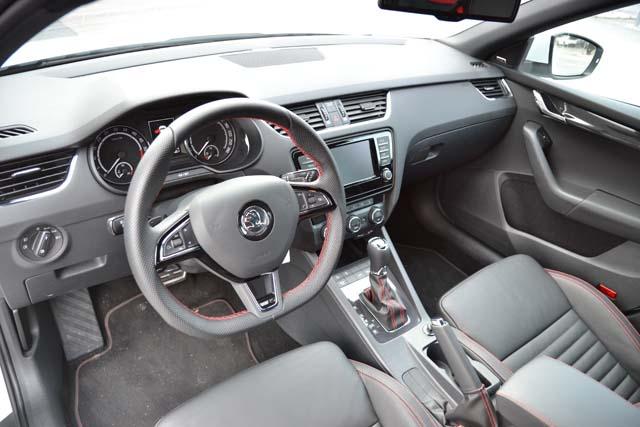 Skoda Octavia RS 2015-2