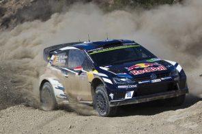 Volkswagen säger hejdå till WRC-rally!