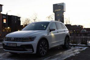 Nybilstestad Volkswagen Tiguan