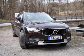 Test Volvo V90 – Svensk familjebil