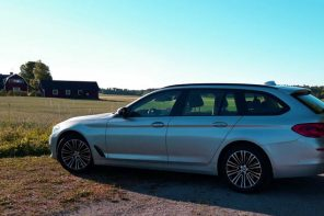 Test BMW 520d – 5-serie kombi – Touring