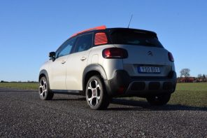 Test av Citroén C3 Aircross