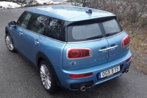 Nybilstest Mini Clubman Cooper SD