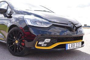 Nybilstest: Renault Clio RS 220 – Buskul bil från Renault!