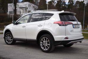 Nybilstest: Toyota RAV4 Hybrid