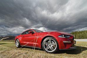 Testad: Ford Mustang GT 2018 med 450 hästkrafter!