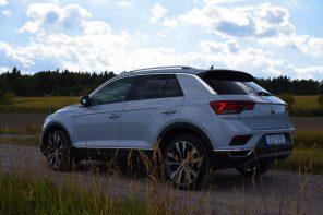 Nybilstest: Volkswagen T-Roc – En liten poppis-SUV