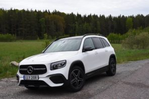 Nybilstestad: Mercedes GLB 250 4Motion