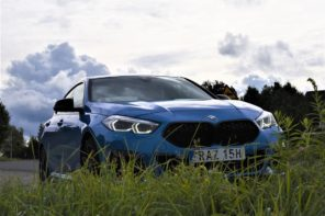 Nybilstest: BMW M235i sportbilskänsla i topp!